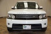 Range Rover Supercharged Sport - 2013 Fiji White