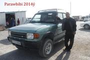 продаю внедорожник Land Rover